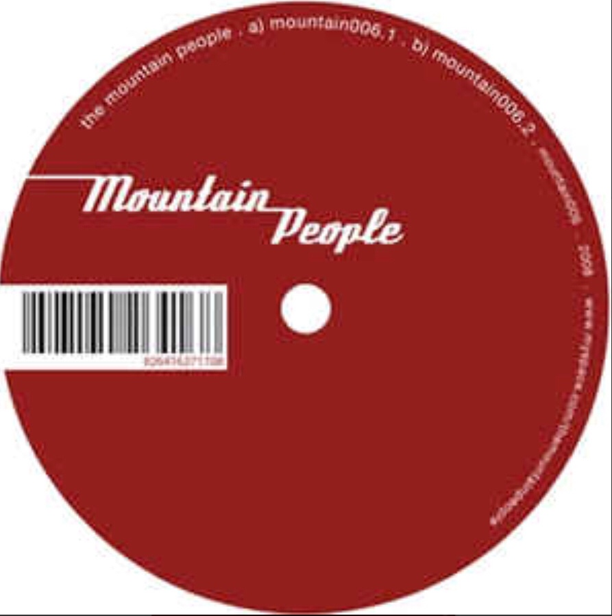 Mountain People - 6.3 [DEEP HO-- USE] Excellent release from the mysterious DJ collective hailing from Switzerland.