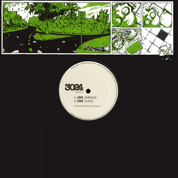2562 - Embrace (Original Mix) [DUBSTEP] Dropped on fellow compatriot Martyn's 3024 in 2009, 2562's 'Embrace' is mellow Dubstep experience serving half-beats and ambient pads.